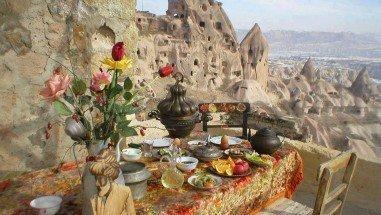 Cappadocia Hot Air Balloon in October