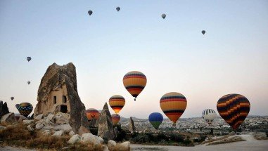 Excellent Fly Cappadocia Balloon