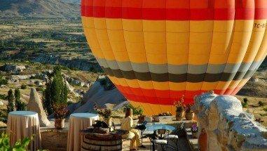 Fantastic Cappadocia Balloon Tour