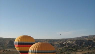 How is Cappadocia Hot Air Balloon Tour Made?