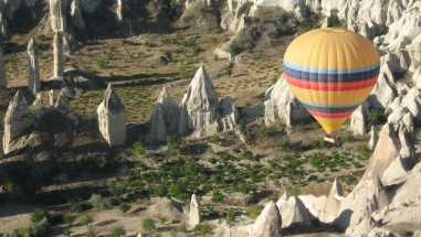 The Best Thing Fly In Cappadocia Hot Air Balloon