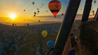 History of Cappadocia Hot Air Ballooning