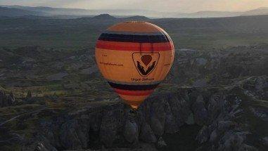Where is Cappadocia Region ?