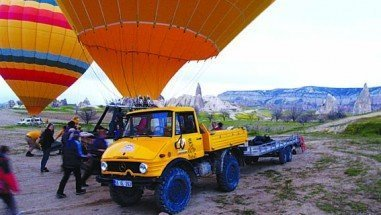 Cappadocia Hot Air Balloon Tours
