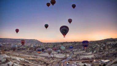 Cappadocia Balloon Tour from Istanbul