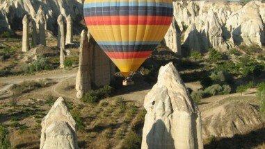 Beautiful Cappadocia Hot Air Balloon Tour