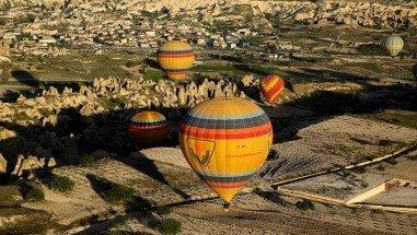 Cappadocia Hot Air Balloon Season