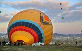 Fly Hot Air Balloon Cappadocia