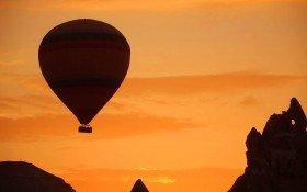 Fly Cappadocia Hot Air Balloon