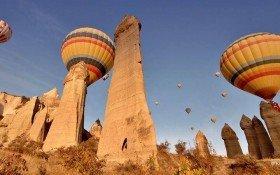 Cappadocia Goreme valley