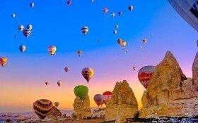 Cappadocia Colorfully