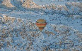 Cappadocia Winter time