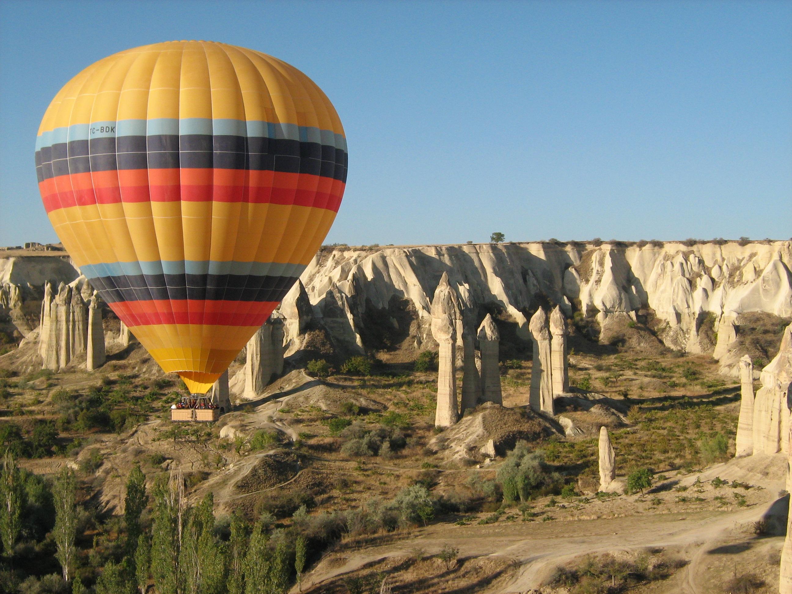 Standard Balloon Flight