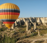 Standard Balloon Flight - Book Online Starts from 69 €